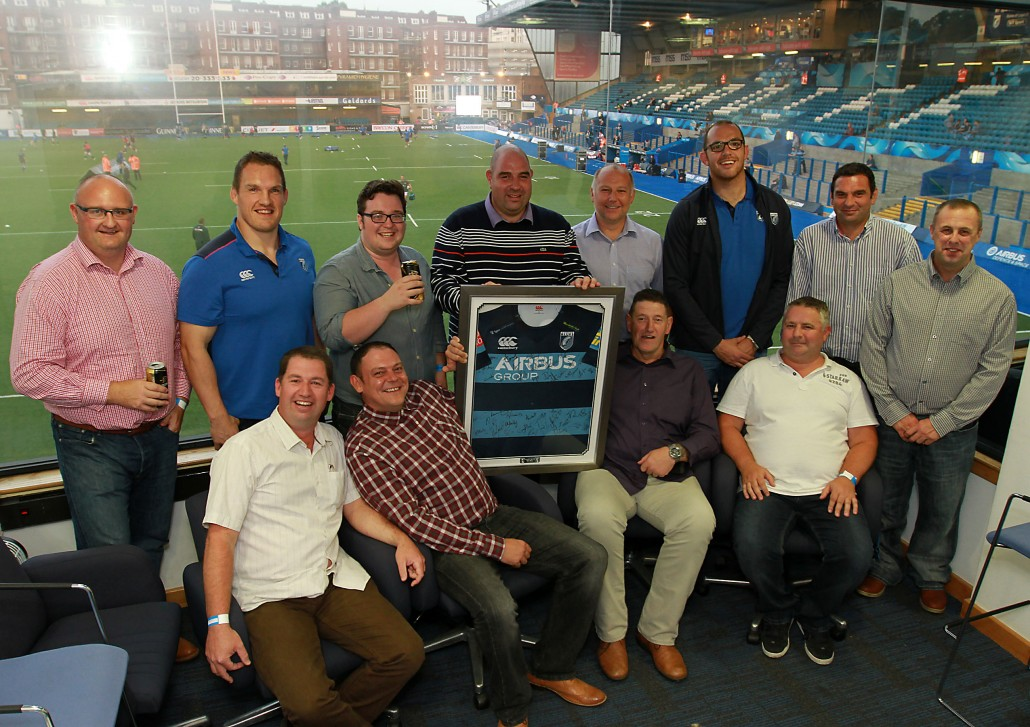 19.09.14 Cardiff Blues v Ulster - GuinnessPro12 -