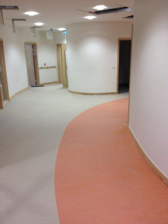 Cefn Coed Linoleum Flooring 3