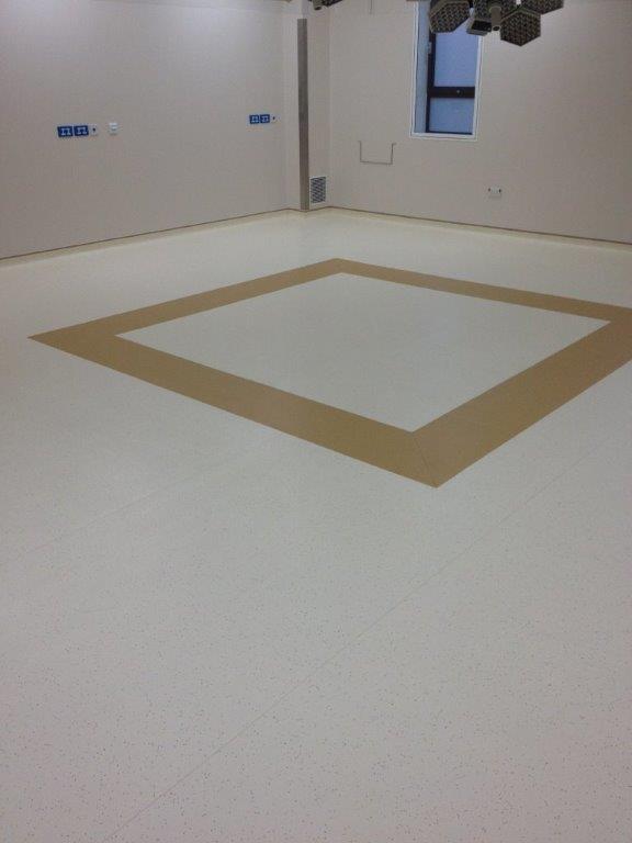 Morriston Hospital Swansea Operating Theatres Floor Furnishings
